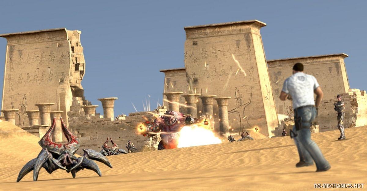 Скриншот к игре Крутой Сэм 3: BFE / Serious Sam 3: BFE (2011) PC | RePack от R.G. Механики