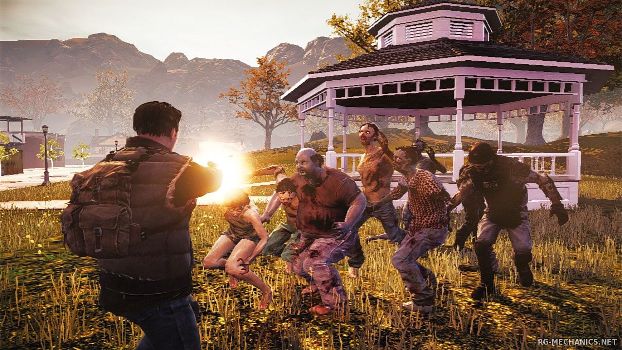 Скриншот 3 к игре State of Decay: Year One Survival Edition [Update 4] (2015) PC | RePack от R.G. Механики