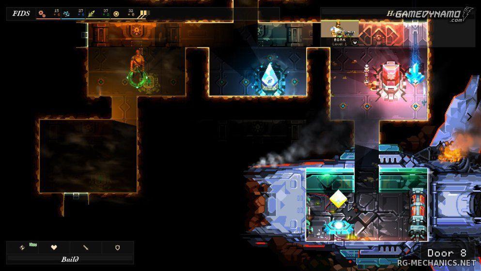 Скриншот к игре Dungeon of the Endless [v 1.10] (2014) PC | RePack от R.G. Механики
