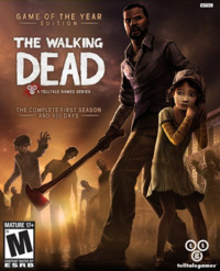 The Walking Dead: The Game. Season 1 (2012)