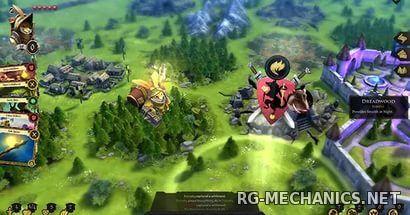 Скриншот к игре Armello (2015) PC | RePack от R.G. Механики