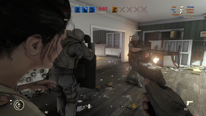 Скриншот к игре Tom Clancy's Rainbow Six: Siege [Update 1] (2015) PC | RePack от R.G. Механики