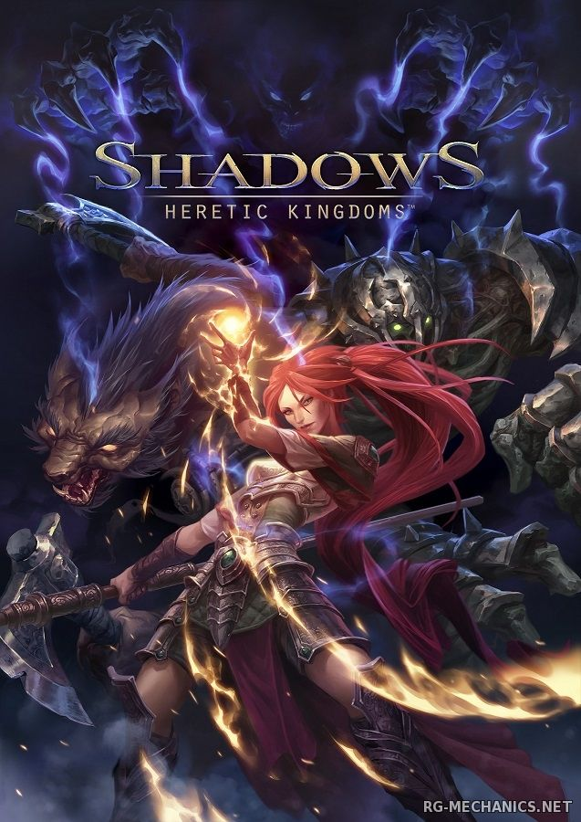 Скриншот 2 к игре Shadows: Heretic Kingdoms - Book One. Devourer of Souls [v 1.0.0.8183] (2014) PC | RePack от R.G. Механики