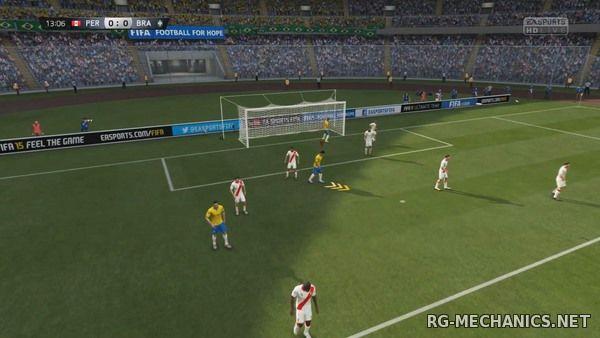 Скриншот к игре FIFA 15: Ultimate Team Edition (2014) PC | RePack от R.G. Механики
