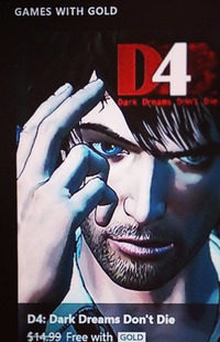 D4: Dark Dreams Don't Die (2015) PC | RePack от R.G. Механики