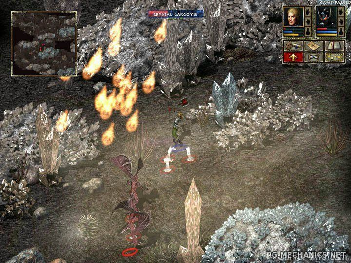 Скриншот к игре Beyond Divinity (2004) PC | RePack от R.G. Механики