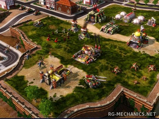 Скриншот к игре Command & Conquer: Red Alert 3 (2008) PC | RePack by Deep