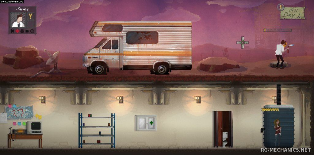 Скриншот к игре Sheltered (2016) PC | Лицензия