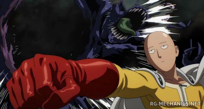 Скриншот к игре Ванпанчмен / One-Punch Man [01-12 из 12] (2015) HDTVRip 720p от AniFilm | L2