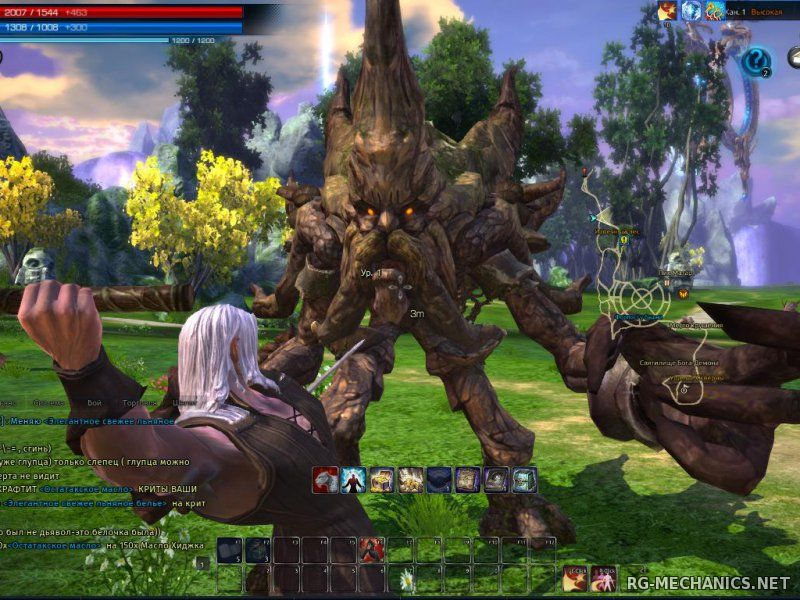 Скриншот к игре Blood and Soul [9.03.2016] (2011) PC | Online-only