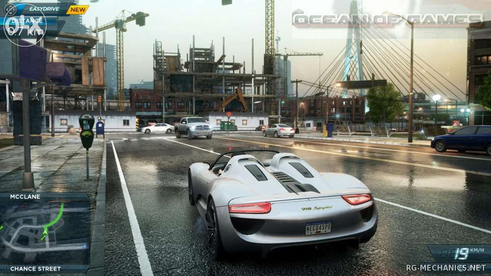 Скриншот к игре Need for Speed: Most Wanted 2012 (2012) PC | RePack от R.G. Catalyst