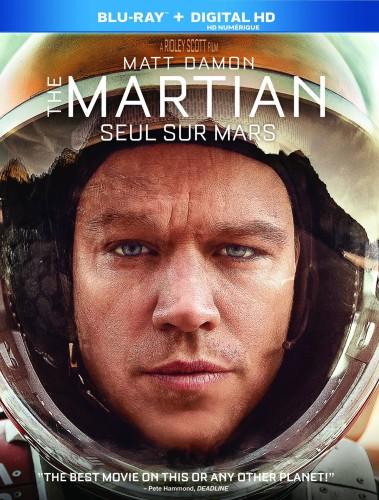Марсианин / The Martian (2015) HDRip