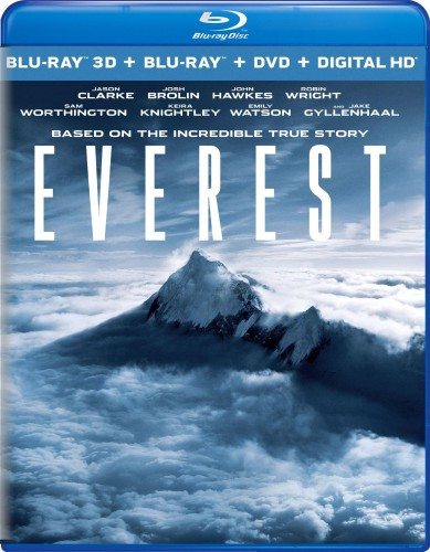 Эверест / Everest (2015) HDRip