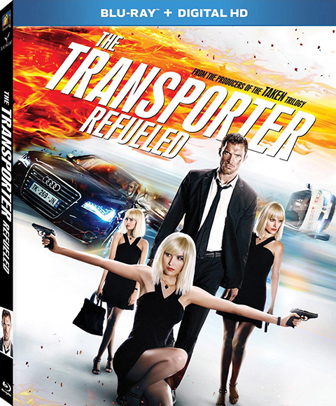 Перевозчик: Наследие / The Transporter Refueled (2015) BDRip