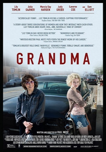 Бабушка / Grandma (2015)