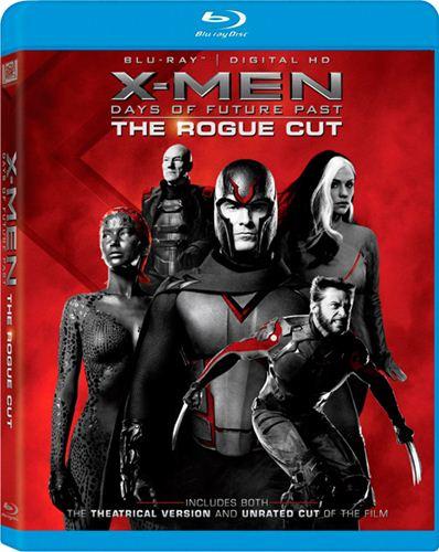 Люди Икс: Дни минувшего будущего / X-Men: Days of Future Past. The Rogue Cut (2014)