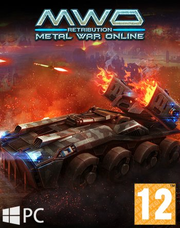 Metal War Online: Retribution (2013)