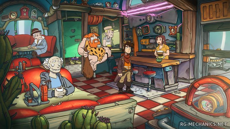 Скриншот к игре Deponia Doomsday (2016) PC | Лицензия