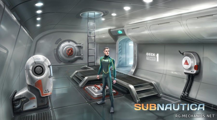Скриншот к игре Subnautica [2083 | Early Acces] (2015) PC | RePack от R.G. Freedom