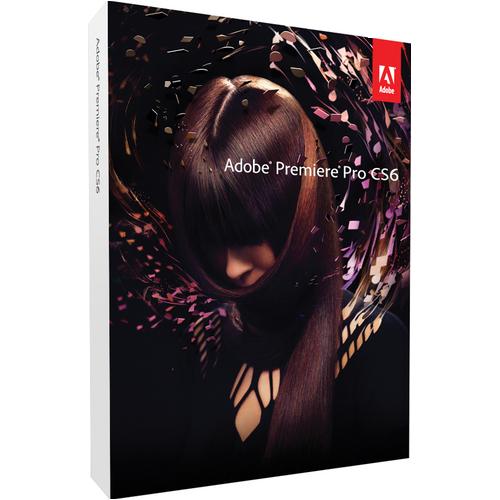 Adobe Premiere Pro CS6 (2012)