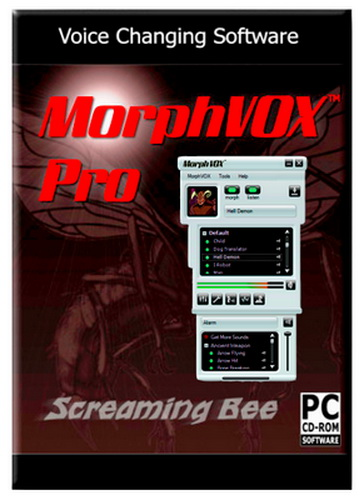 Screaming Bee MorphVOX Pro (2014)