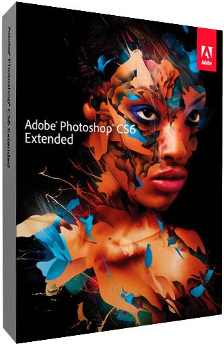 Adobe Photoshop CS6 Extended (2013)
