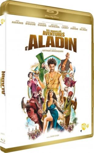 Новые приключения Аладдина / Les nouvelles aventures d'Aladin (2015)