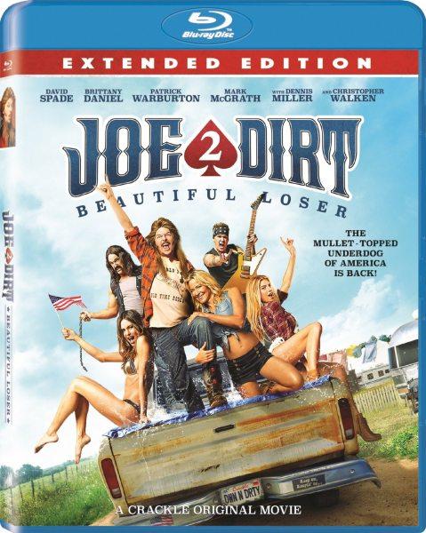 Приключения Джо Грязнули 2 / Joe Dirt 2: Beautiful Loser (2015)