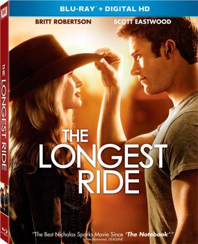 Дальняя дорога / The Longest Ride (2015) HDRip от Scarabey   Лицензия