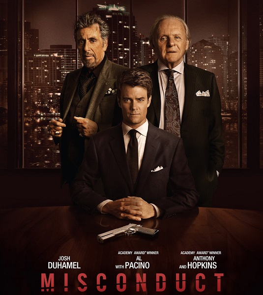 Хуже, чем ложь / Misconduct (2016) WEB-DLRip | L2