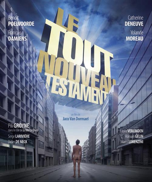 Новейший завет / Le tout nouveau testament (2015)