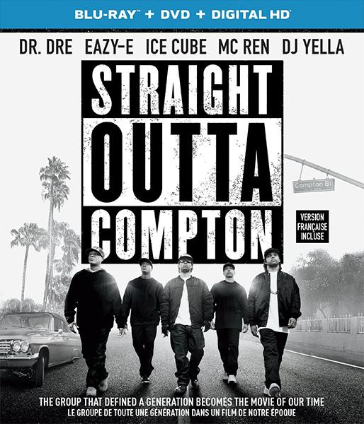 Голос улиц / Straight Outta Compton (2015)