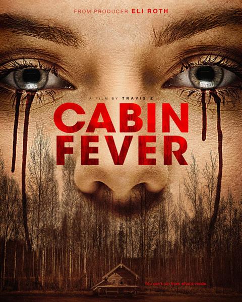 Лихорадка / Cabin Fever (2016) WEB-DLRip   L1