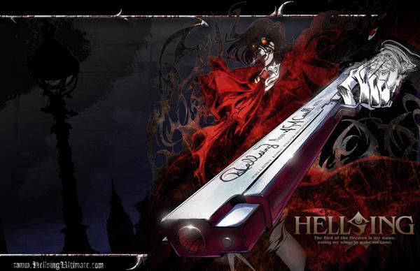 Хеллсинг (ОВА) / Hellsing Ultimate