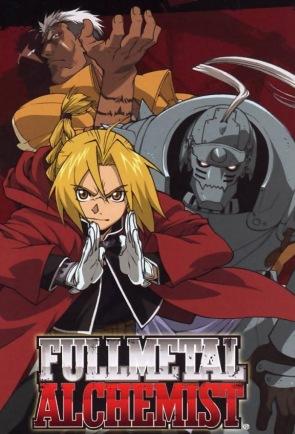 Стальной алхимик / Fullmetal Alchemist (2003)