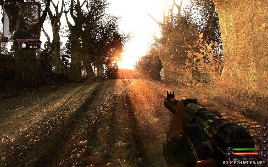 Скриншот к игре S.T.A.L.K.E.R.: Lost Alpha (2014) PC | RePack by SeregA-Lus