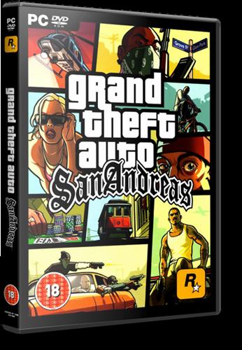 GTA / Grand Theft Auto: San Andreas MultiPlayer v0.3e (2005) PC