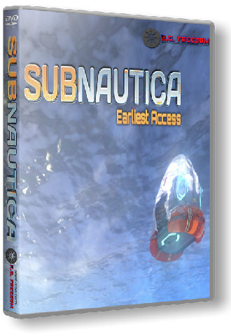 Subnautica [2083 | Early Acces] (2015) PC | RePack от R.G. Freedom