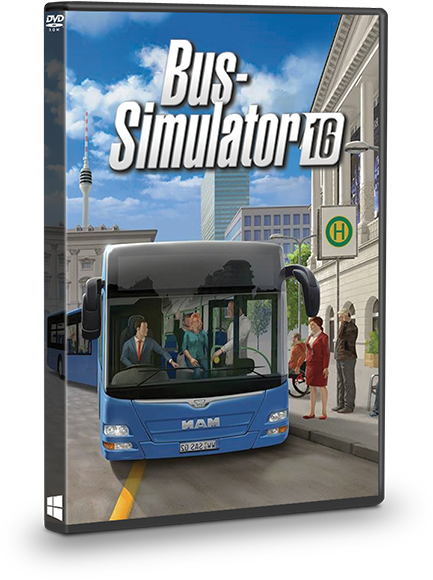 Bus Simulator 16 (2016)
