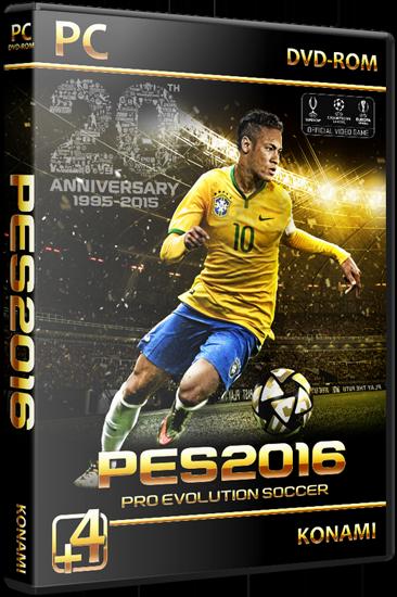 PES 2016 / Pro Evolution Soccer 2016 (2015)