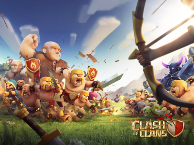 Clash of Clans (2015) Android