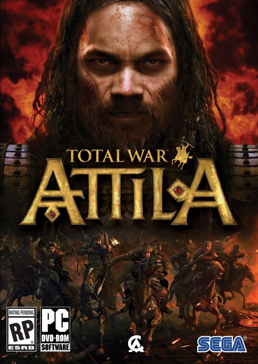 Total War: ATTILA [Update 6 + DLCs] (2015) PC | RePack от R.G. Catalyst