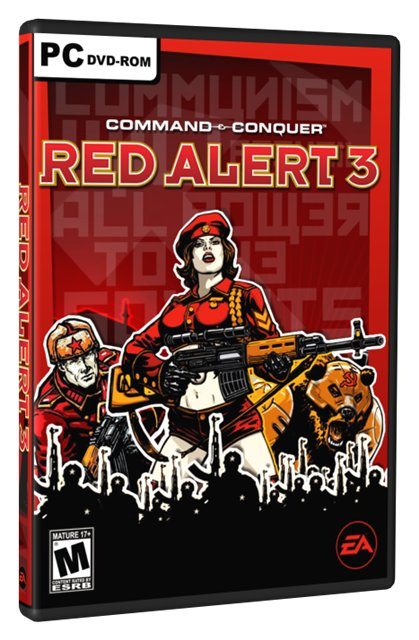 Command & Conquer: Red Alert 3 (2008) PC | RePack by Deep