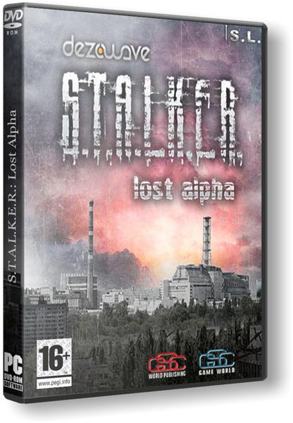 S.T.A.L.K.E.R.: Lost Alpha (2014) PC | RePack by SeregA-Lus