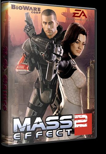 Mass Effect 2 (2010) PC   Repack от R.G. Games