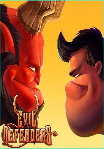 Evil Defenders [Update 1] (2015) PC | Steam-Rip от Let'sPlay