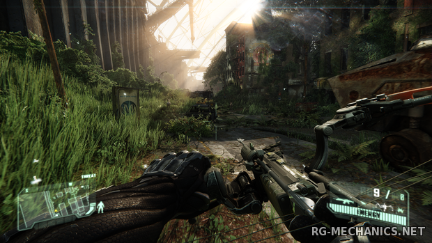 Скриншот 3 к игре Crysis 3: Digital Deluxe Edition [v 1.3] (2013) PC | RePack от FitGirl