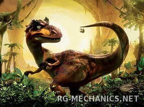 Скриншот к игре Ледниковый период 3: Эра динозавров (2009) BDRip 720p от Leonardo and Scarabey | iPad