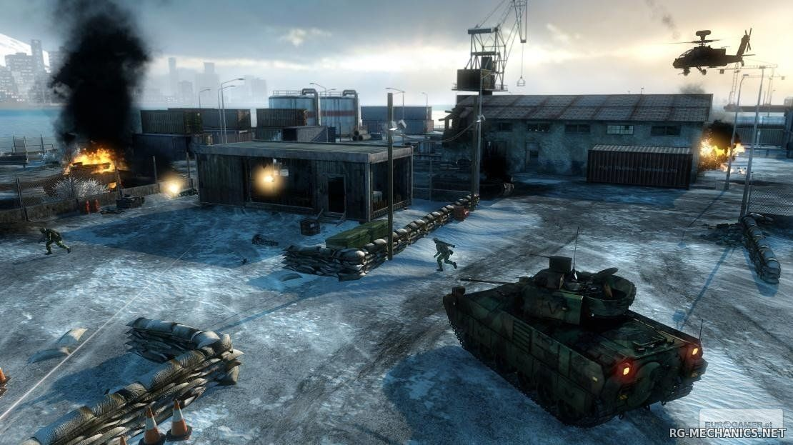Скриншот к игре Battlefield: Bad Company 2 [Project Rome] (2010) PC | RePack от Canek77