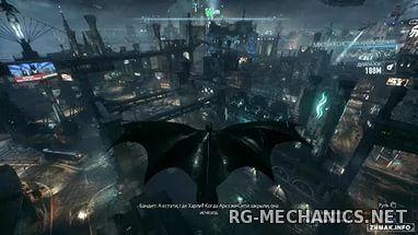 Скриншот к игре Batman: Arkham Knight - Premium Edition [v 1.0.4.5 + 9 DLC] (2015) PC | RePack от R.G. Games